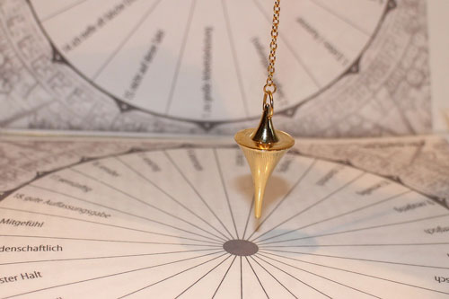 learning pendulum dowsing